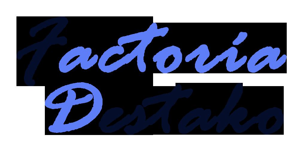 Logo Factoría Destako